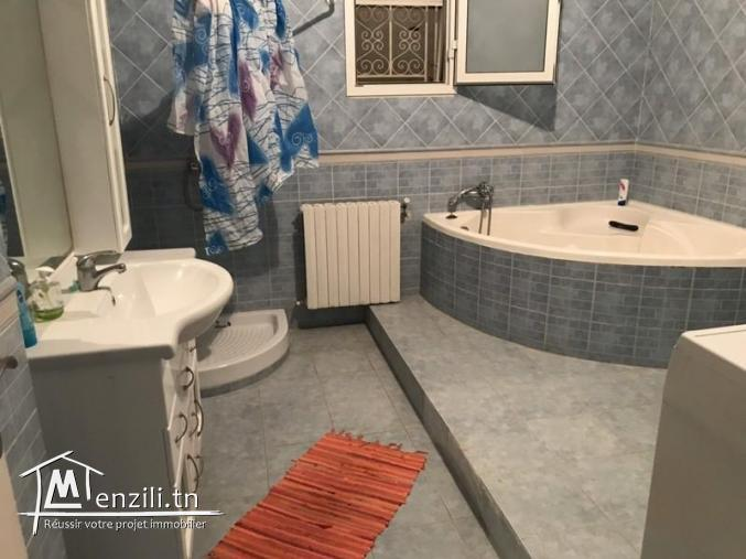 Appartement S2 meublé Carthage Dermech ref AL3164