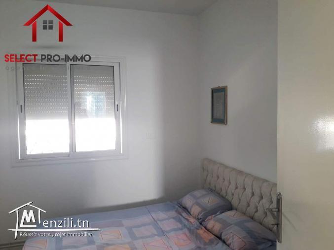 Étage du villa S+4 à Mahressi – NLA125