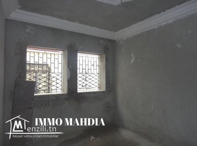 À Vendre une maison indépendante inachevée