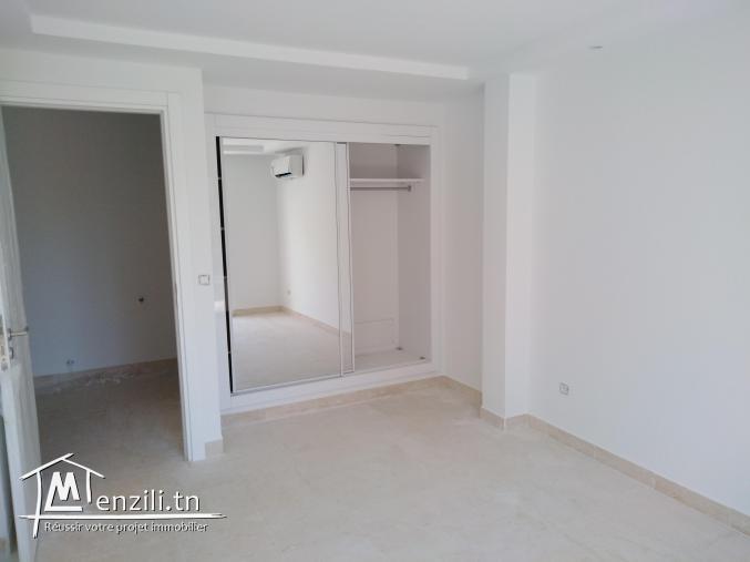 un appartement s3 a la soukra