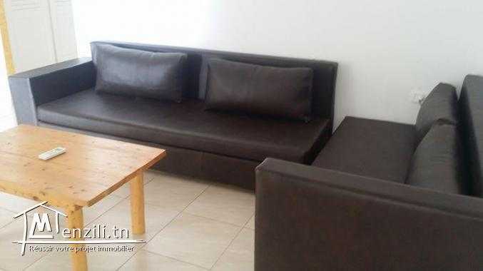 Joli appartement meublé zone Hammamet