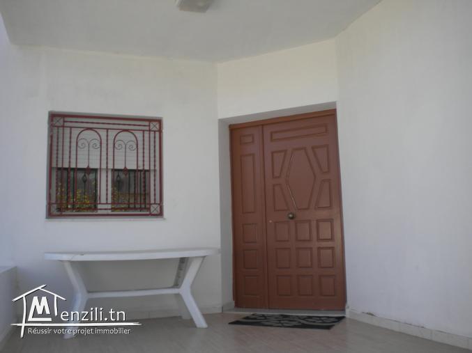 Une maison à 270 MDT à Hammamet