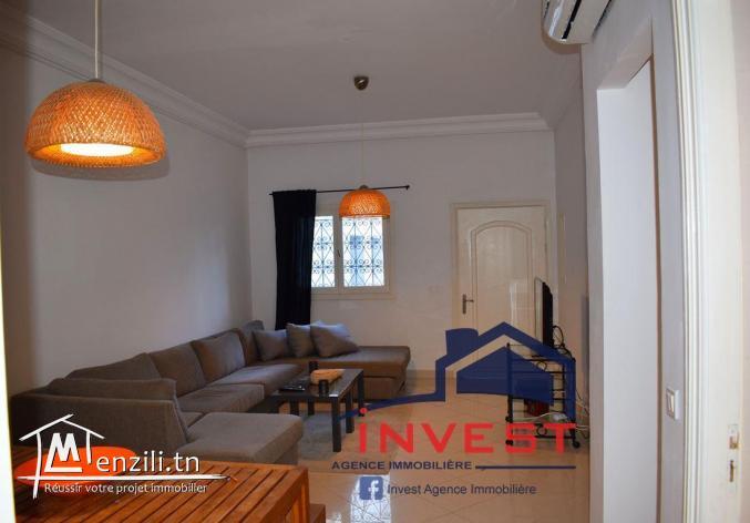 Appartement S+3 meublé au Golden Tulip