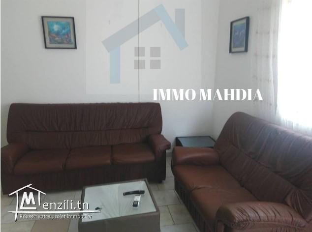 un appartement meublé en s+1