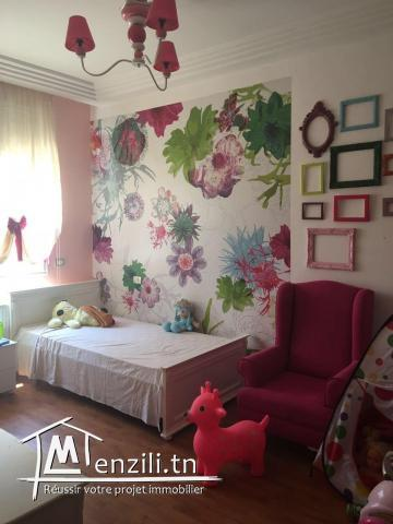 Appartement avec jardin aux jardins de Carthage ref MAL0081