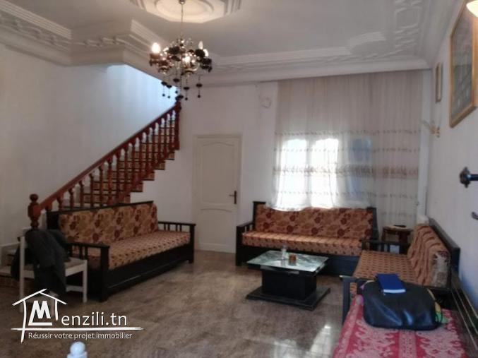 Maison de 188 m² au centre ville de Hammamet