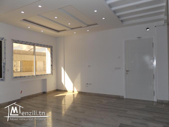un S+1 au 1 ér étage de villa à AFH MREZGA