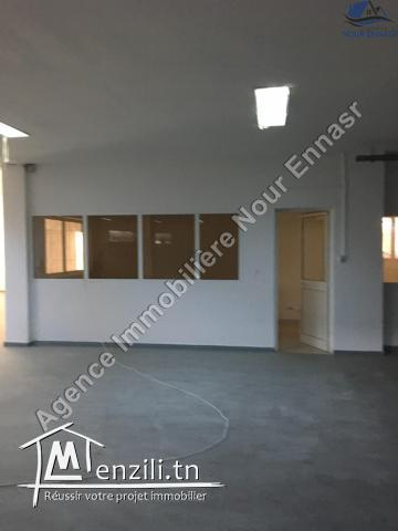 LOCAL INDUSTR 850 M2 CHARGUIA