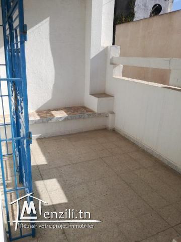 duplex a lycée farabi zone calme cité kelibia