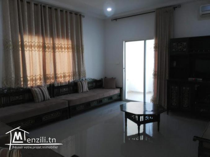 S+2 meublé à Hammamet centre
