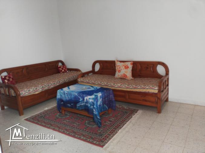 S+1 meublé au centre ville Hammamet