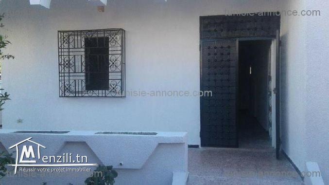 urgent villa avec studio