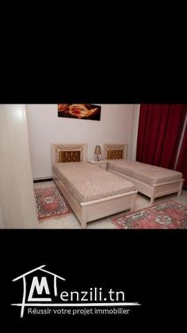 Une étage de villa à carthage MEL0008