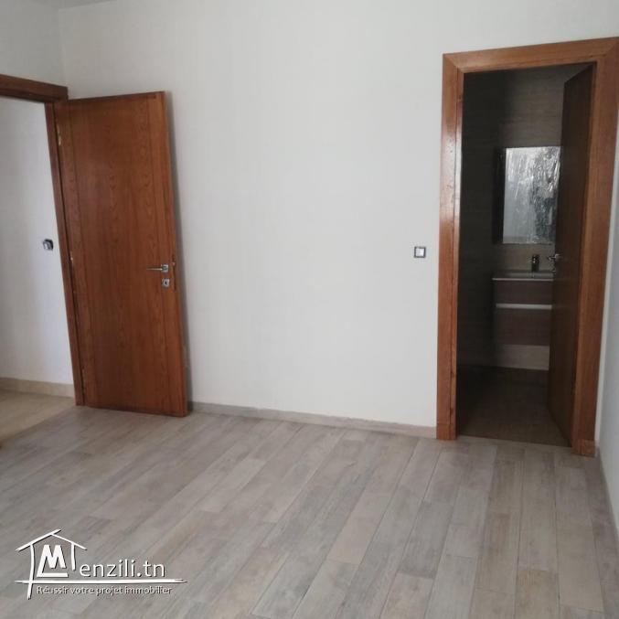 appartement s+3  aux jardins de Carthage