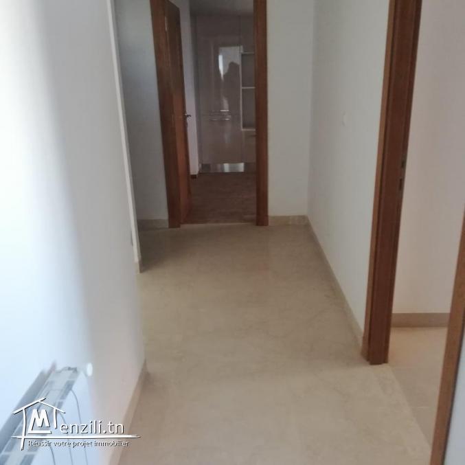appartement s+3 dans une nouvelle résidence