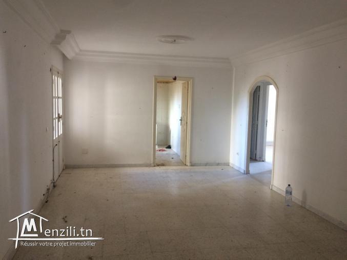 Appartement Sahloul 104m2 dans l'etat