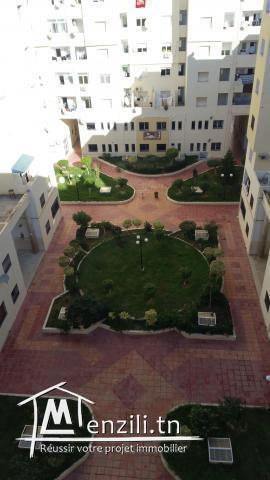 un appartement s+2 a jardin l'aouina