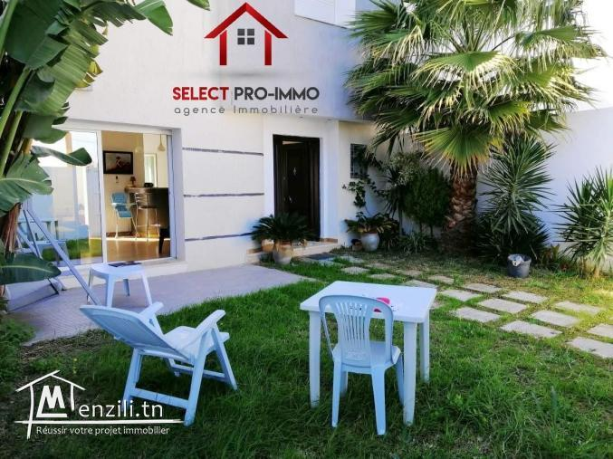 Villa meublé à Mrezgua – NLA065