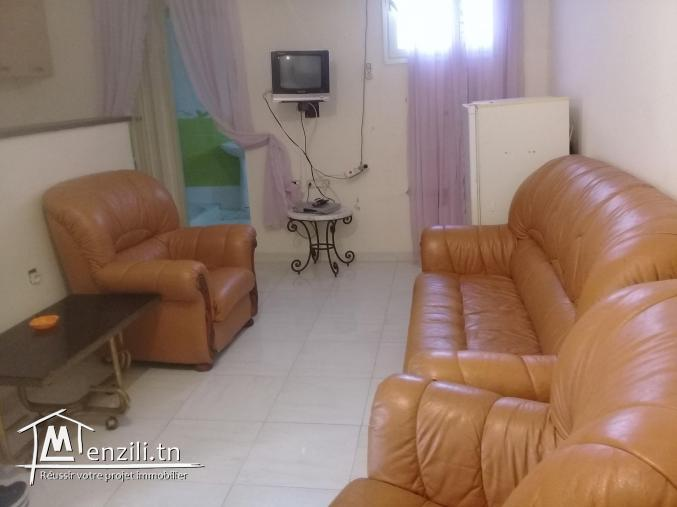 S+1 meublé à Hammamet