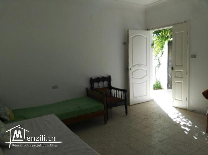 Maison de 130 m² au centre ville Hammamet