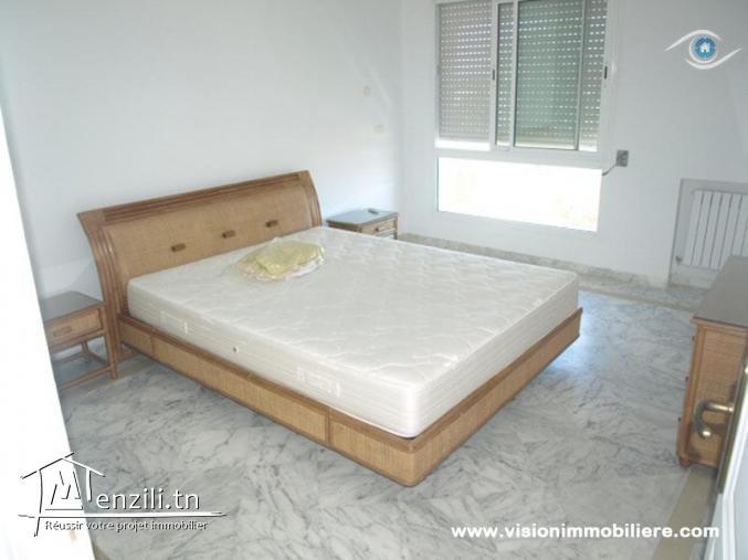 Location appartement le berbère S+2 Hammamet-nord