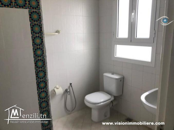 Location Appartement Camomille S+2 Hammamet-centre