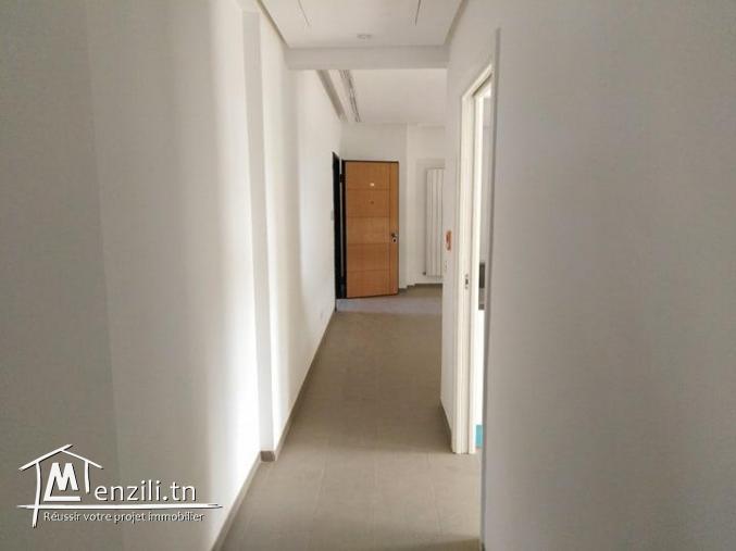 un appartement s+2 à gammarth