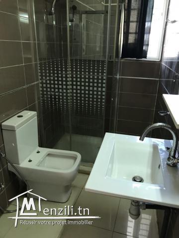 Appartement Meublé s+1 à la marsa ref: MAL0182
