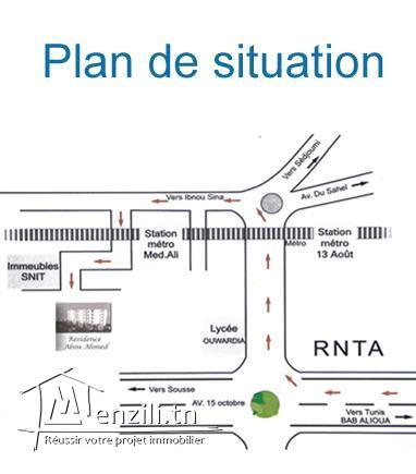 APPARTEMENT S+3 à El ouardia1