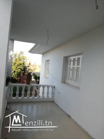 villa et studio a vendre a cité kelibia taksim fh