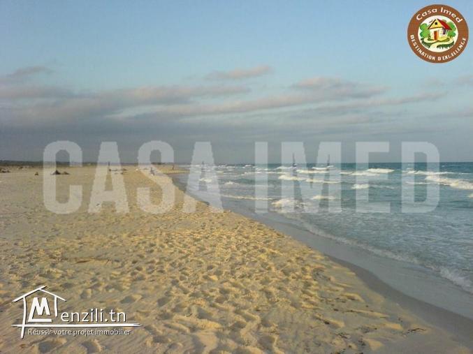 Un magnifique lotissement à 400 m² de la plage