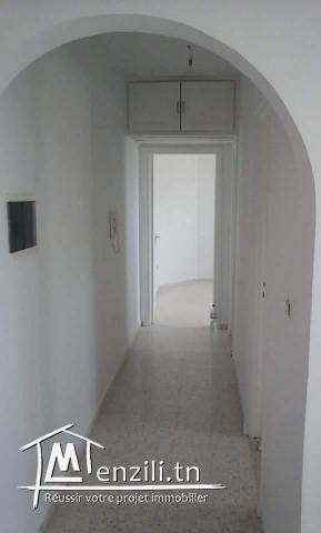 petit appartement au Bardo