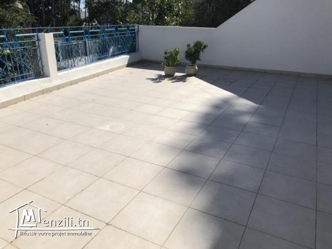 villa à la marsa cube s+7 ref MVL 0104