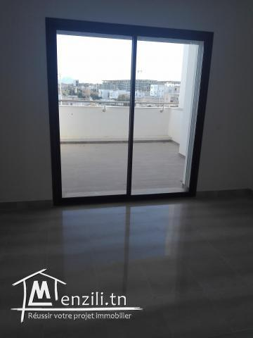 un appartement s+2 ain zaghouen nord