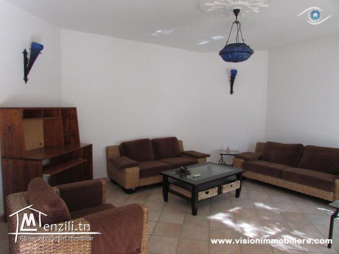 Vente villa AFRICA JAD S+2 Hammamet-nord