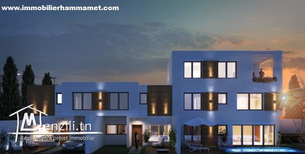 Duplex Salma à Hammamet Nord