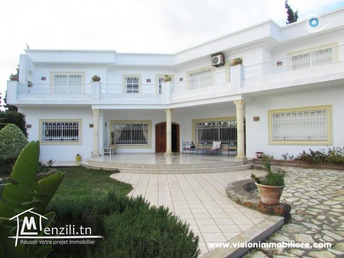 Location Villa Miracle S+4 Hors Zone hammamet
