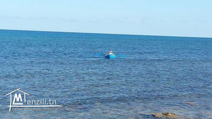 belle villa vue sur mer a la plage kerkouane
