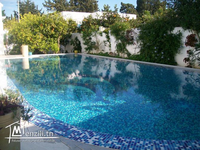 Villa à 770 MDT à Hammamet