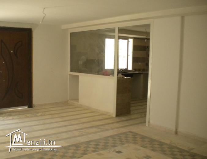 Un rez de chaussée de villa à Hammamet Nord à 260 MDT