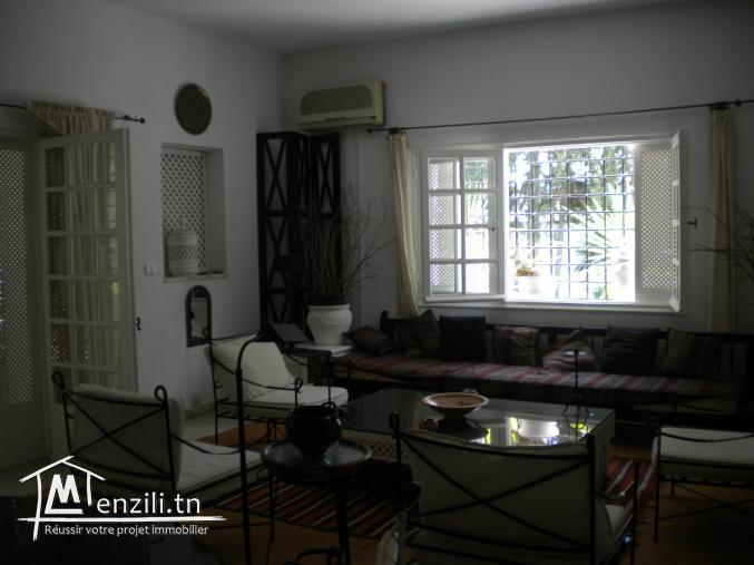 Une villa de 250 m² sur un terrain de 750 m² à 2 000 000 DT à Hammamet