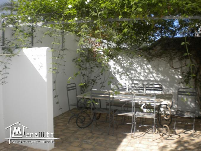 Une villa à Hammamet Nord de 170 m² sur un terrain de 250 m² à 880 000 DT