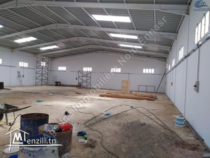 LOCAL  INDUSTR 750/4500 M2 A SFAX