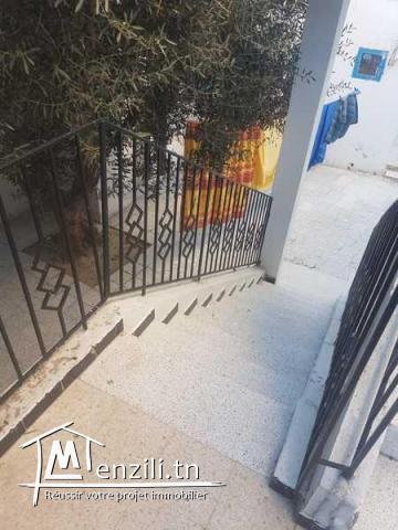 Appartement Meublé s+3 à la marsa cité du stade ref: MAL0189