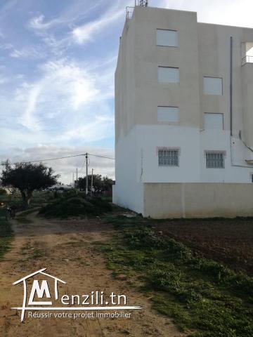 أرض في حي رياض قليبية
