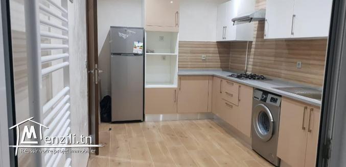 appartement s+2 à la soukra