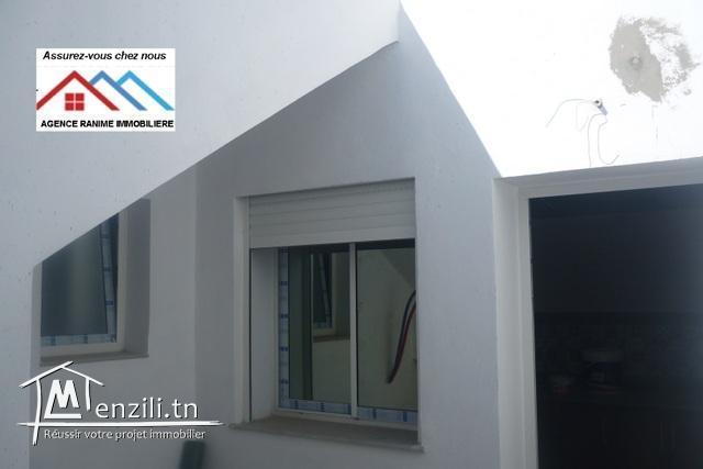 Maison nouvellement construite a el haouaria