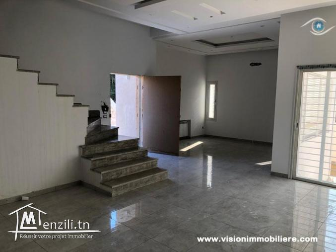 Vente Villa Orpin S+4 Hammamet-centre
