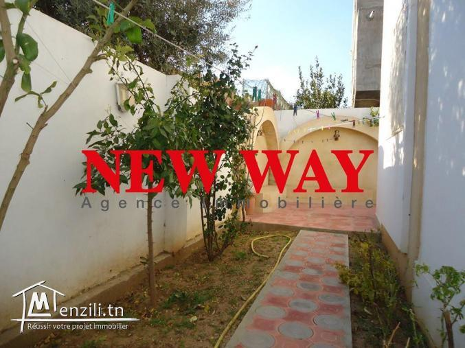 Villa de plein pied à cité riyadh proche de toutes commodités