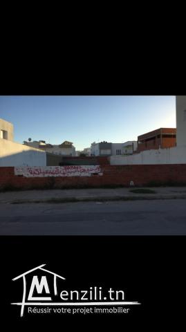 A vendre Terrain a Khezama Est